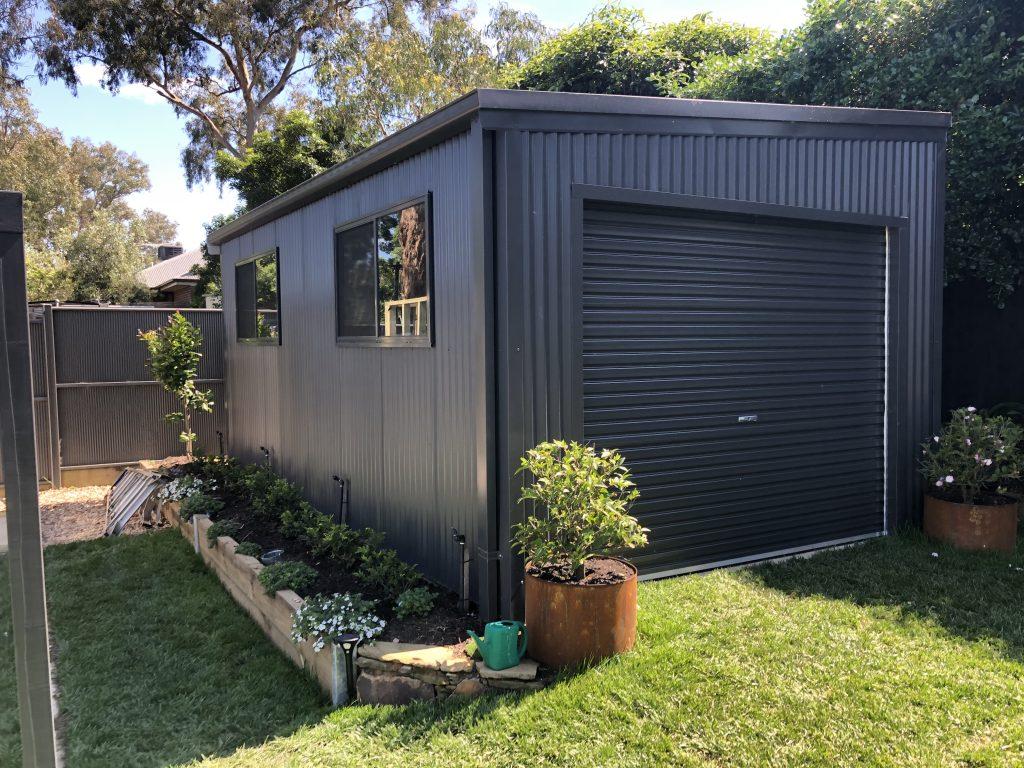 Callaway garage