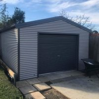 Horricorri shed