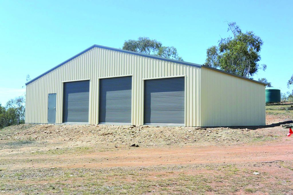 Industrial Shed 3