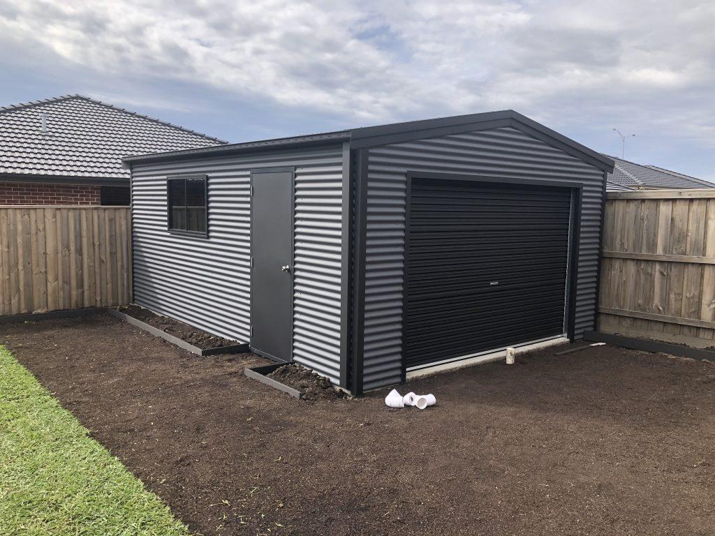 Joseski 2 garage