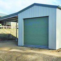 Singale garage wleanto