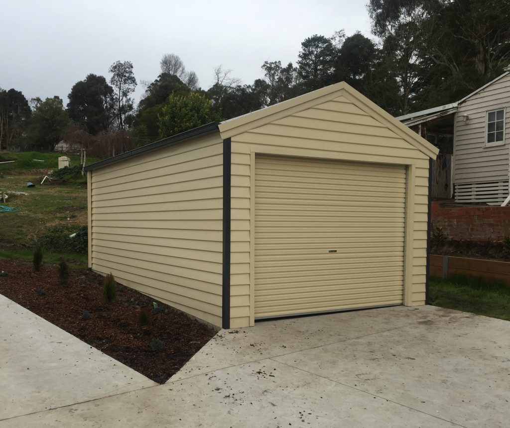 Small WB shed